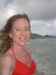 Orient Beach, St. Maarten, Nether Antilles, February 2008