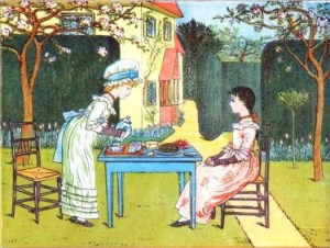 By Kate Greenaway  via Wikimedia Commons