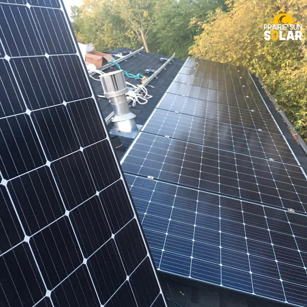 Final Solar Look