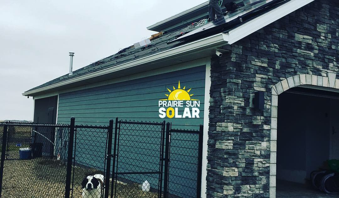 help installing solar panels regina