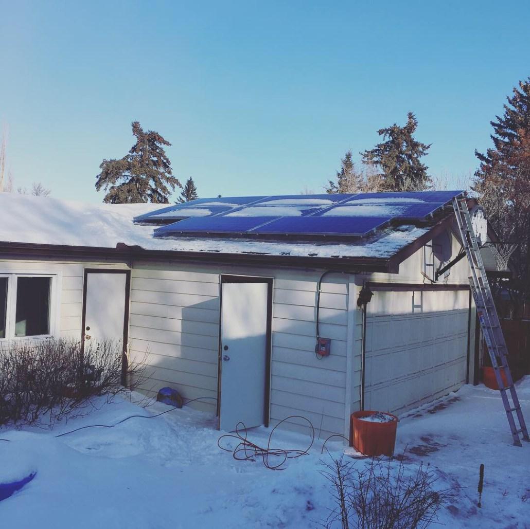 solar panel company saskatchewan-prairie sun solar