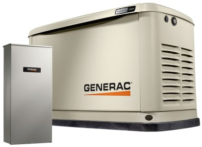 Generac Generator - Regina