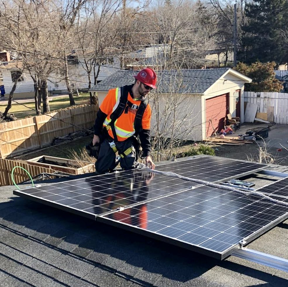 Solar Safety - Brenden Owens