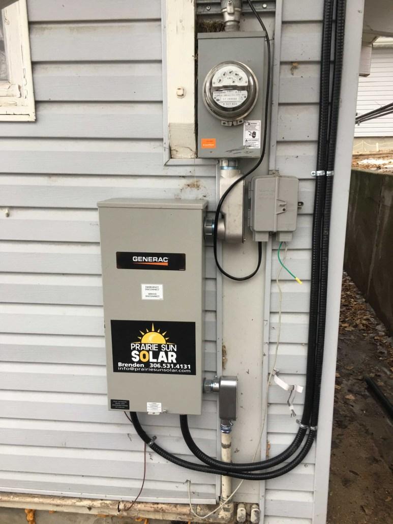 Generac Generator Transfer Switch - Fort Qu'Appelle, Saskatchewan