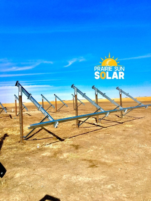 Solar Wholesaler - Ground Mount Racking - Solar Panels