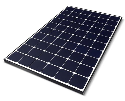 MonoCrystalline Solar Panel - LG