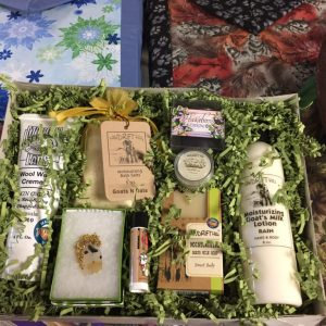 Montana Country Girls Night Off Gift Basket