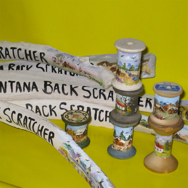Backscratcher & Spool