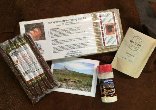 Savory Montana Gift Basket