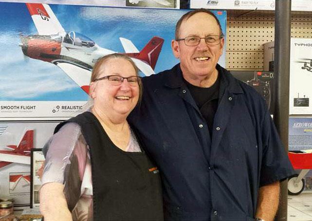 Dale & Kathy Galland