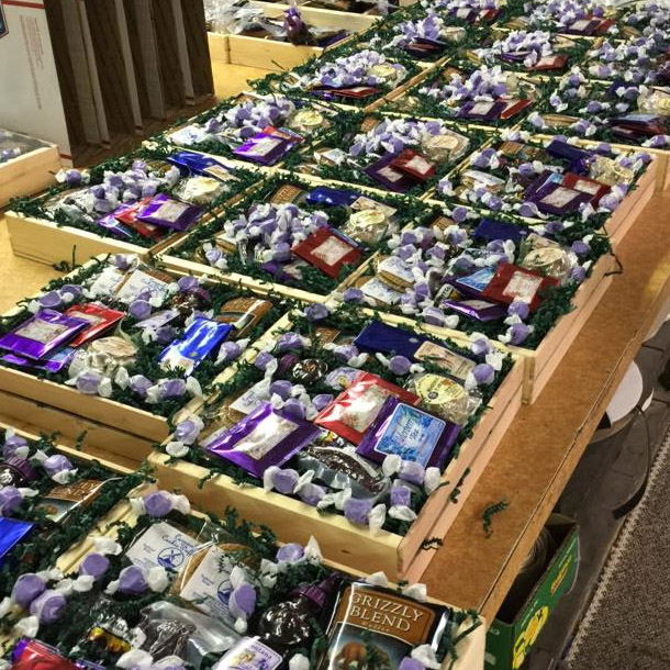 Gift Baskets to be shipped