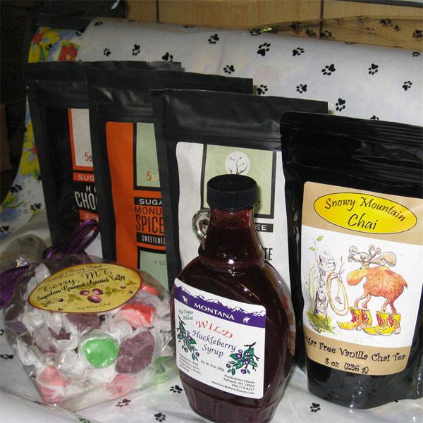 Sugarless Treats