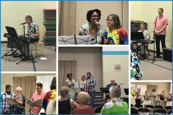 Prairie UU Church Choir and Musicians