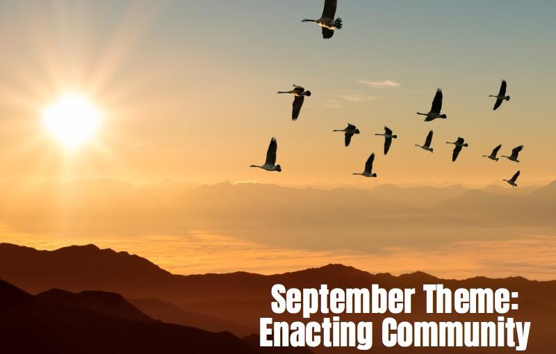 Enacting Community
