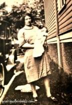 Grandma Miller and Ethal