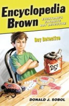Encyclopedia brown book