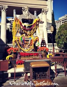 temple in vegas