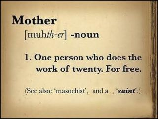 definitaion of mother