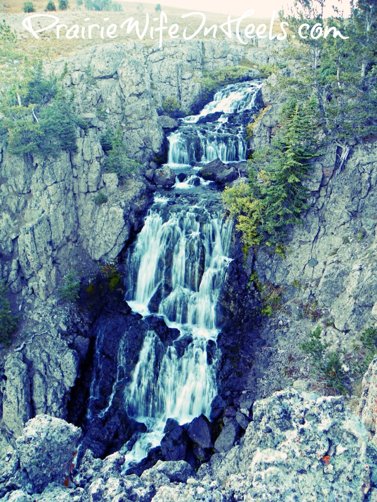 Lake Creek Falls