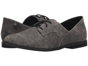 gray oxfords