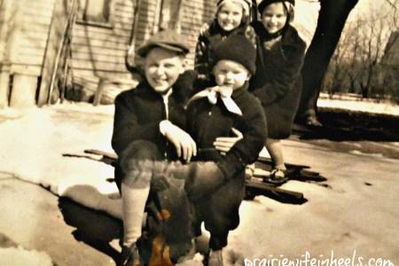 Grandma Bea family
