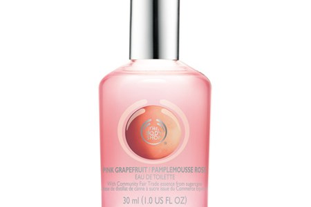 The Body Shop Pink Grapfruit Body Spray