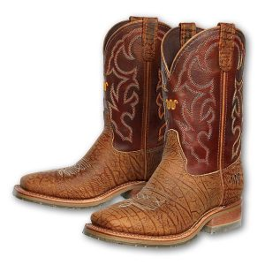 Men's Santa Rose Sunset Roper Boots