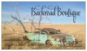 backroad boutique