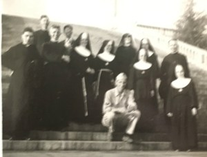 grandpa and nuns
