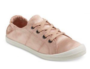 pink sneaker
