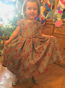 LittleMissH Noori twirl