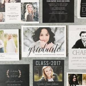 basicinvite.com graduation announcment