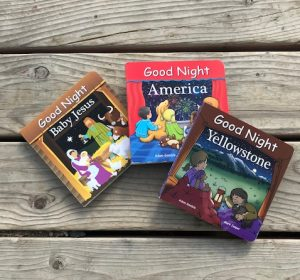 good night books giveaway