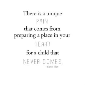 child that never comes