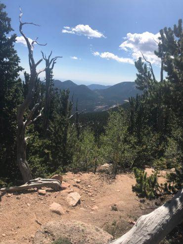 mid hike