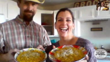 cowboy and PW cooking