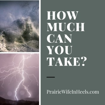 how much can you take