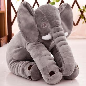 small elephant plush