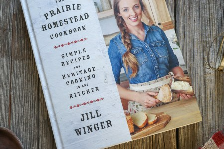 Prairie Homestead Cookbook
