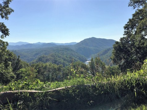 Some mountain view from north carolina
