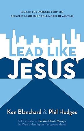 Lead Like Jesus Book Cover