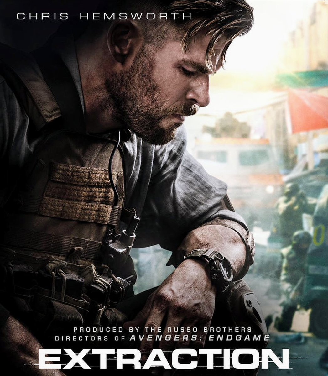Movie: Extraction (2020) Download - PraiseHouseTV
