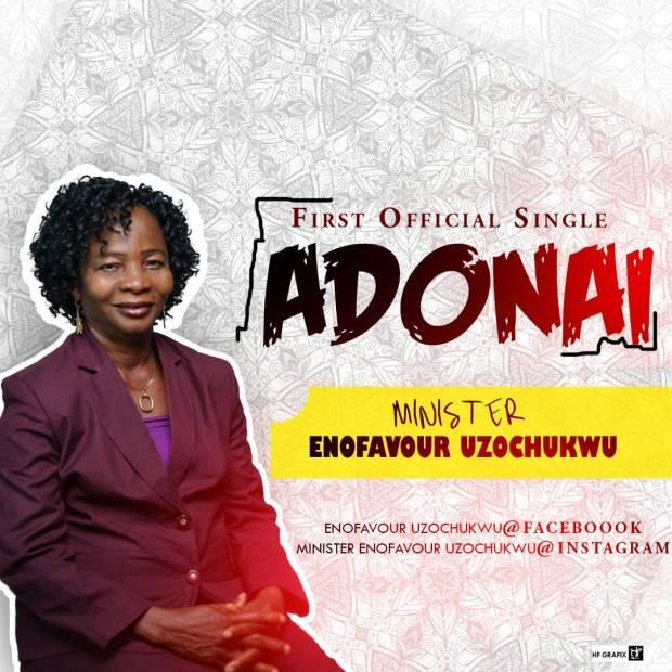 Enofavour Uzochukwu - Adonai.