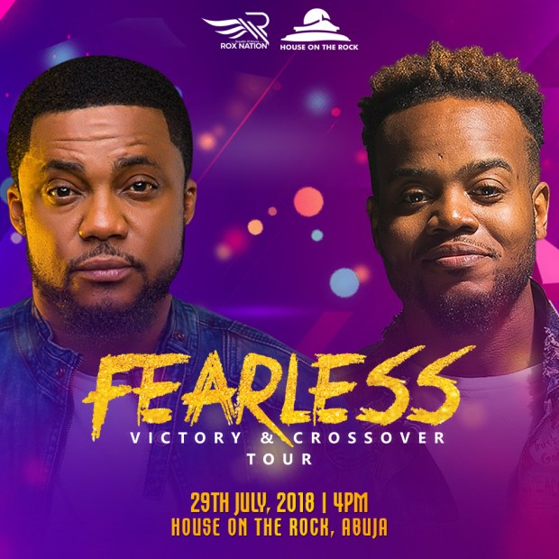 Tim Godfrey & Travis Greene