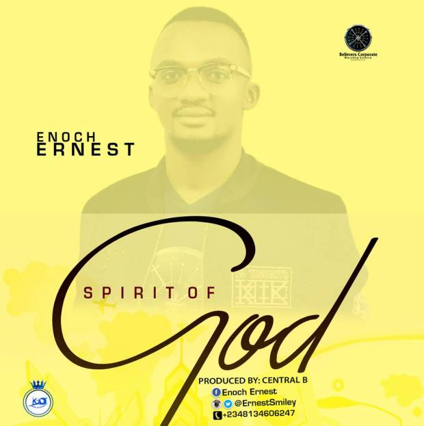 Enoch Ernest - Spirit of God