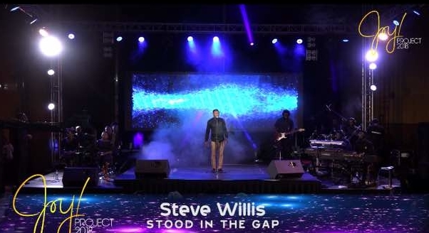 Steve Willis - Stood in the Gap