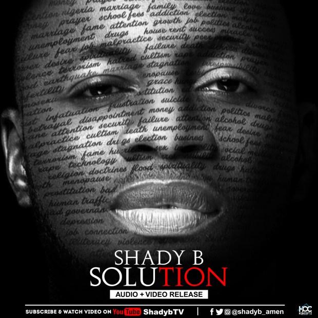 Shady B - Solution