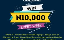 Win 10K Naira Every Week & 1 Week Free Promotion on Praisejamzblog by Just Doing a Cover? (See How)