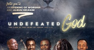 Femi Okunuga Gearing Up For Sophomore Album Undefeated God