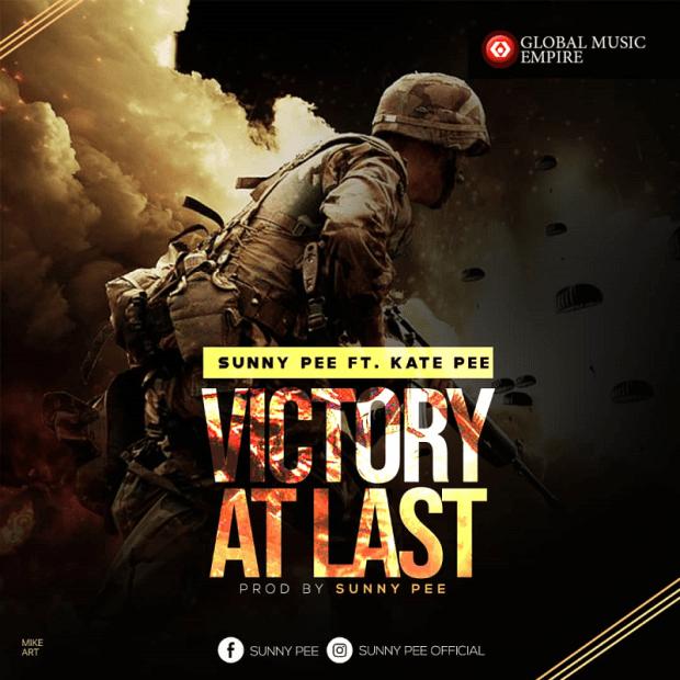 SunnyPee - Victory at Last (Ft. KatePee)